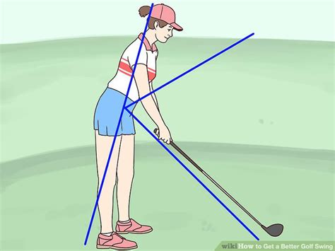 Better Golf Swing by How To Get A Better Golf Swing 14 Steps With Pictures