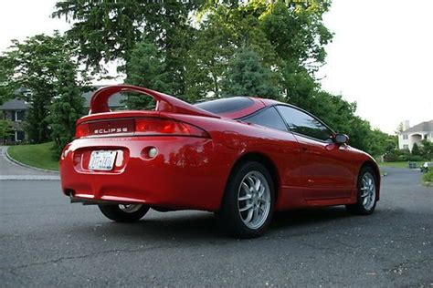 1997 Mitsubishi Eclipse Gsx For Sale by Find Used 1997 Mitsubishi Eclipse Gsx Excellent