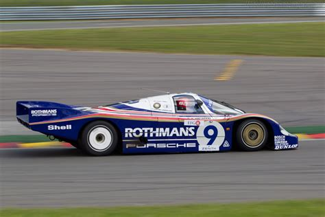Porsche 956 - Chassis: 956-004 - Driver: Kriton Lendounis ...