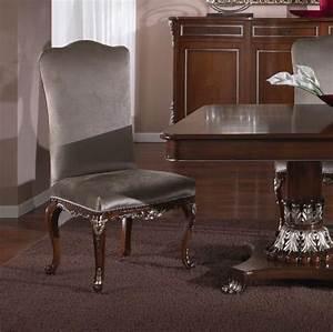 Sedia classica ideale per sala da pranzo IDFdesign