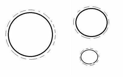 Dibujos Cortar Mediano Grande Circulos Artistica Expresion