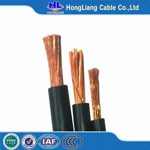 China Rubber  Pvc Sheathed 16mm2 25mm2 35mm2 70mm2 95mm2