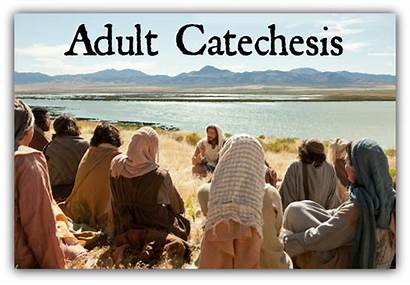 Catechesis Adults Adult Jesus Rcia Catholic Heart