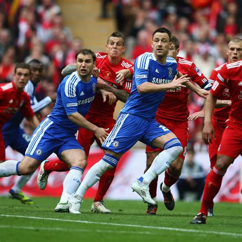 Liverpool vs. Chelsea: TV Info and Players to Watch for ...