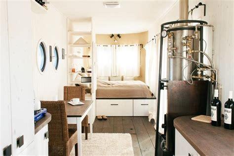Minihaus Leben Im Wohnwagon by Tiny Houses Autark Wohnen Wohnwagon Macht S M 246 Glich