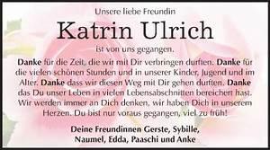 Super Sonntag Wittenberg : traueranzeigen von katrin ulrich ~ Watch28wear.com Haus und Dekorationen