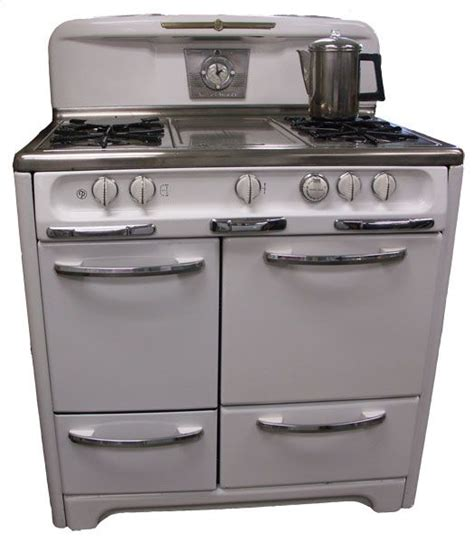 pin  helen leek  kitchen stove vintage stoves