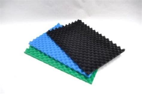koi pond egg box type foam pond filter replacement pads