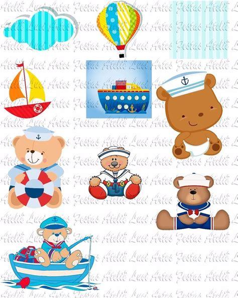 vetores ursinho marinheiro cdr png r 14 99 em mercado livre