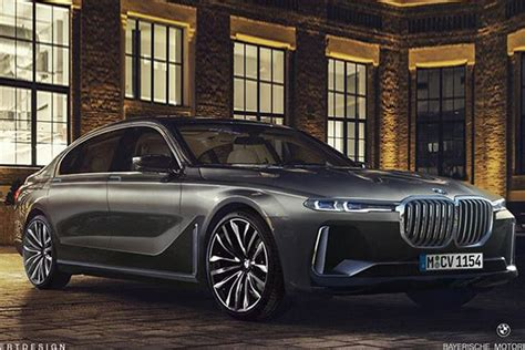 This Is What The Bmw 7 Series Could Look Like In 2020