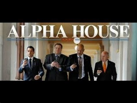 alpha house review alpha house tv pilot review