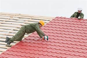 Dacheindeckung Blech Preise : kosten f r ein blechdach preisbeispiele im berblick ~ Michelbontemps.com Haus und Dekorationen