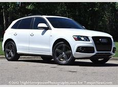 2012 Audi Q5 32 Prestige a roomy SUV with the spirit of