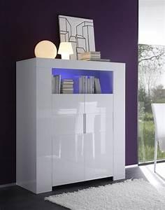 Moderne Möbel Aus Italien : highboard in wei hochglanz lack original aus italien modell vienda designerm bel moderne ~ Sanjose-hotels-ca.com Haus und Dekorationen