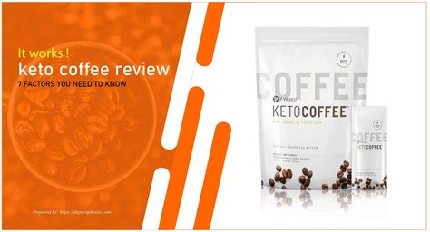 Whether it's the smell of a warm. It works keto coffee review   7 Factors you need to know - bestcoffeeZONE