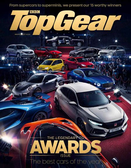 Top Gear Awards by Top Gear Uk Awards 2017 187 Pdf Magazines