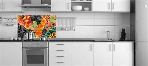 credence de cuisine originale credence pour cuisine le revetement mural la mesure de