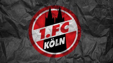 Der klub entstand am 13. 1. FC Köln - Bilder