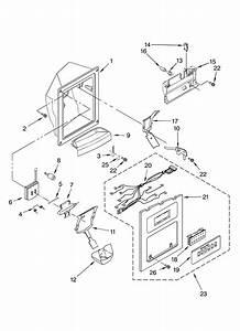 Kitchenaid Refrigerator Ice Maker Parts List  U2013 Wow Blog