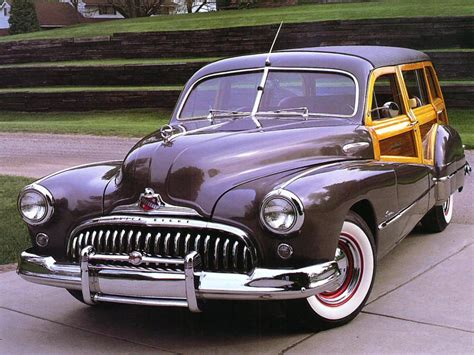 1947 Buick Super Estate Wagon 59
