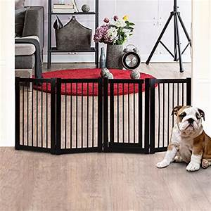 top 5 freestanding pet gate for open floor concept 2018 With chew proof dog gate