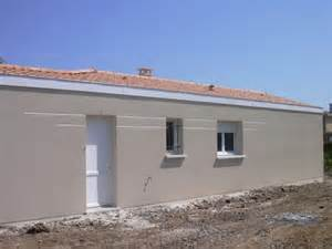 enduit sur siporex exterieur alain constructions constructeur maisons qualit 233 33