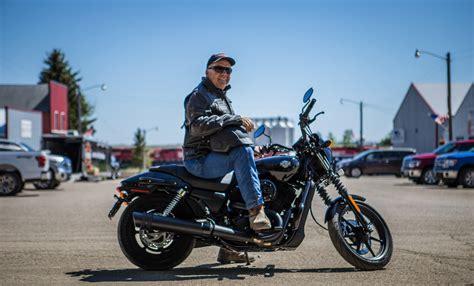 Harley-davidson Roars Into Ryder, Nd