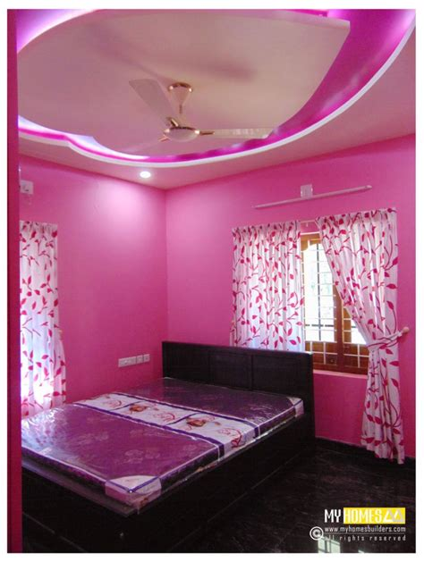 Interior Design For Small Bedroom India by Fair Simple Small Bedroom Designs Kerala Style Cool