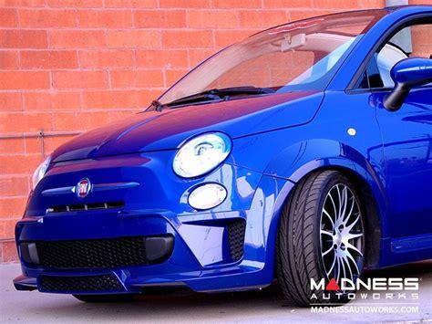 Fiat 500c Modification by Fiat 500c Custom Widebody Madness Autoworks Auto Parts