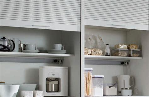 mueble persiana en el diseno de la cocina kansei cocinas