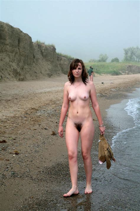 Girl With Very Hairy Pussy On The Beach Russian Sexy Girls