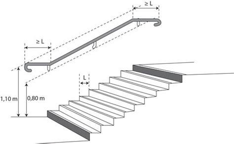 conformit 233 des mains courantes un escalier doit comporter une courante de chaque c 244 t 233