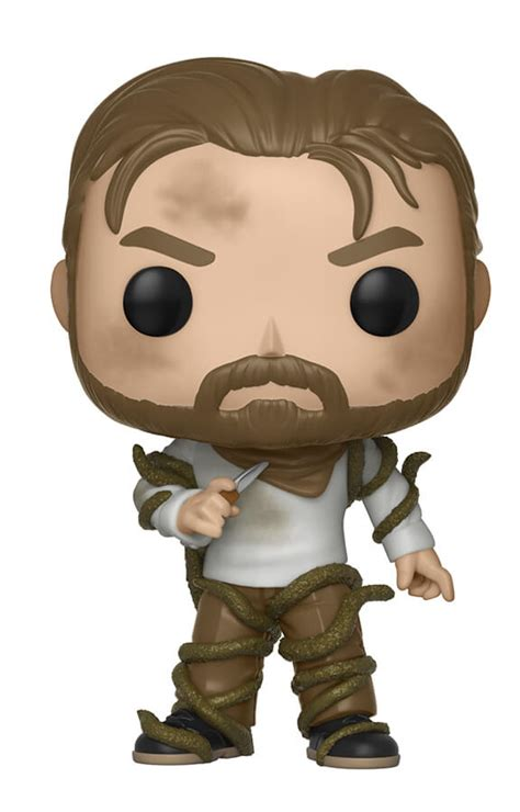 stranger  hopper  vines pop vinyl figure