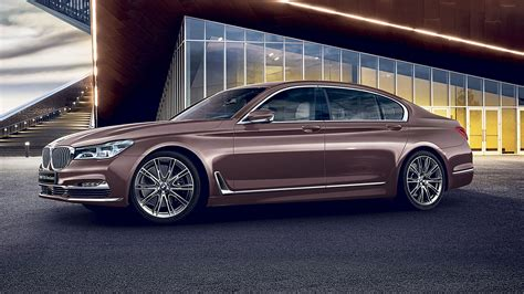 7 Series Bmw by 2017 Bmw 7 Series Quartz Edition Review Top Speed