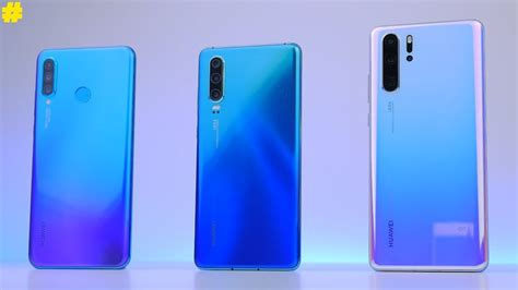huawei p30 pro p30 and p30 lite a commendable flagship lineup