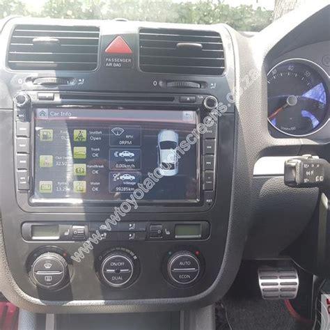 vw golf 5 radio vw golf 5 radio 8 inch gps dvd gps touch screen free
