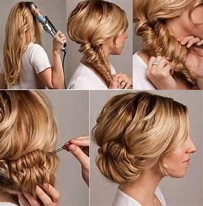 Comment Attacher Ses Cheveux : comment coiffer ses cheveux ~ Melissatoandfro.com Idées de Décoration