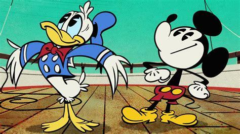 Youtube Old Mickey Mouse Cartoons Captain Donald A Mickey Mouse Cartoon Disney Shorts