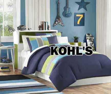 clearance  bedding sets  kohls