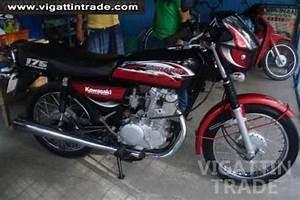 Kawasaki Barako 175 Red Ernie