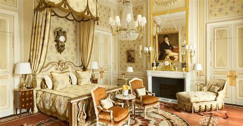 imperial suite hotel ritz paris  stars