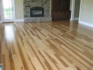 calico hickory flooring