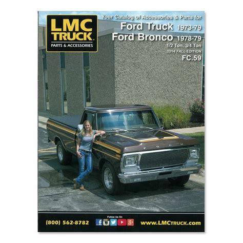 Lmc Ford Truck Catalog  Autos Post