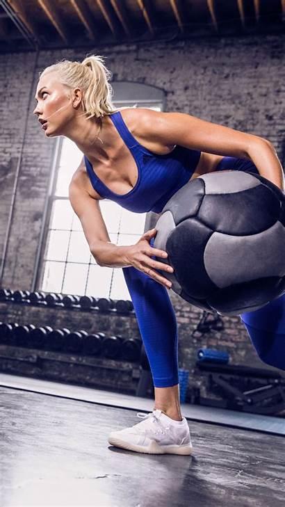 Kloss Karlie Nike Weight Loss Fitness Yoga