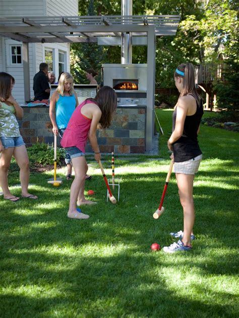 popular backyard  tailgating games diy