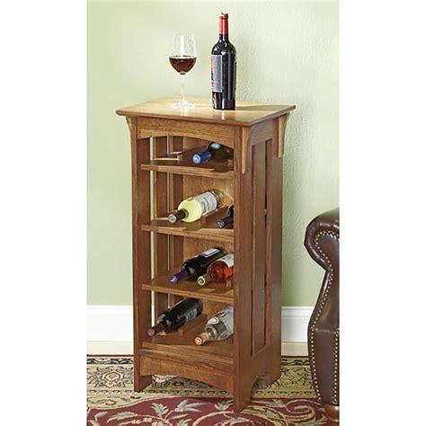 simple  tasteful wine rack woodworking plan  wood magazine