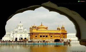 Golden Temple Amritsar Wallpaper   Full HD Wallpapers