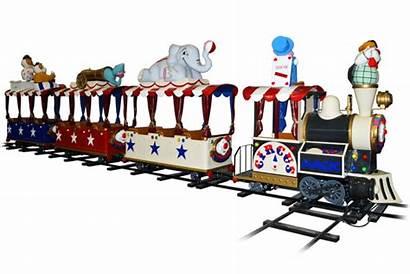 Zamperla Circus Train Ride Rides Kiddie Trains