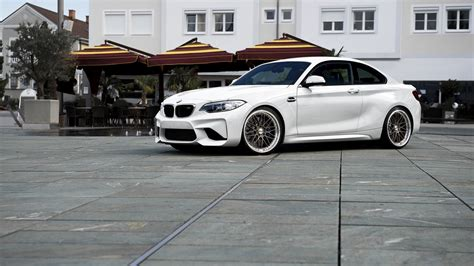 Bmw M2 Coupe Ultimate Fun In A White Outfit