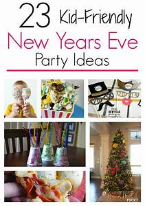 23 Awesome New Year's Eve Kid Party Ideas